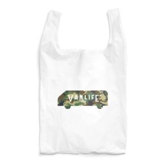 vanlife plus_logomark03 Reusable Bag