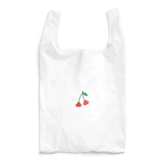 ぷくらんぼ Reusable Bag