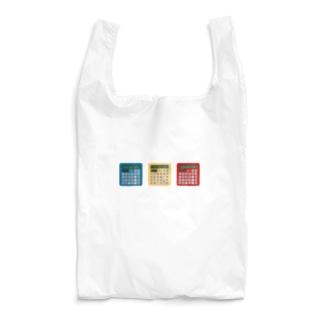 電卓信号T Reusable Bag
