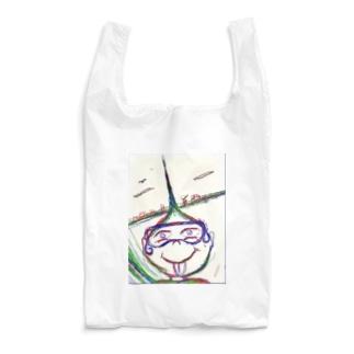 アイデアガチジョウカイニトビダシテミエル 4Dメガネガダイリュウコウ Reusable Bag