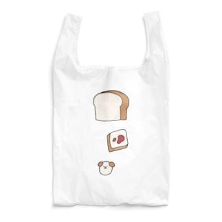 パン、パン、ワン Reusable Bag