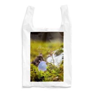 新芽みあげる Reusable Bag