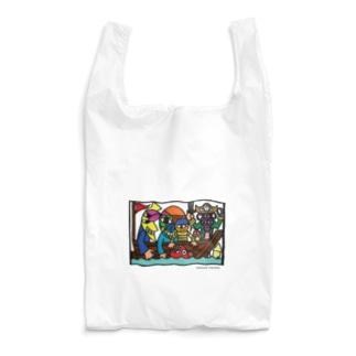 海賊船フルーツモンスター Reusable Bag