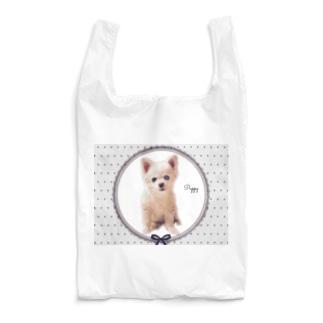 puppy ribon Reusable Bag