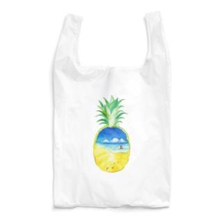 ぱいなっぷるSummer Reusable Bag