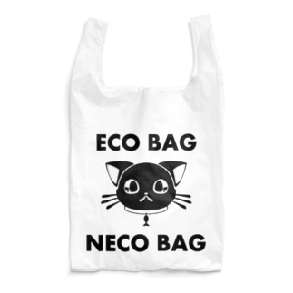 NECO BAG(黒猫) Reusable Bag