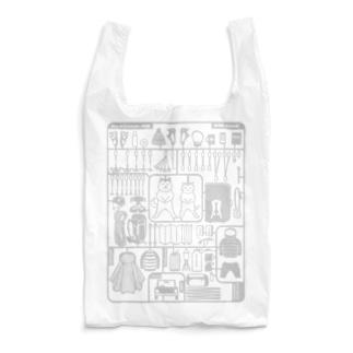 クライマーシリーズ:かわかみくん Reusable Bag