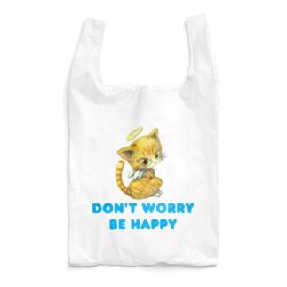 心配すんにゃ。 Reusable Bag