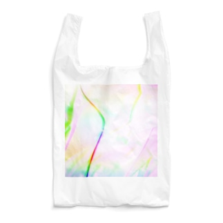NEON LIGHT STARSのオーロラミルキーウェイ Reusable Bag