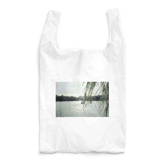 スワンボート Reusable Bag