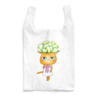 ちーちゃんシリーズ☆多肉植物 Reusable Bag