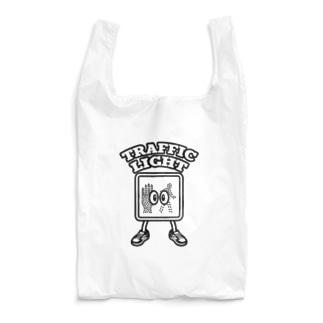 trafficlight_boy Reusable Bag