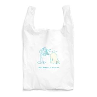 Summer Alien  Reusable Bag