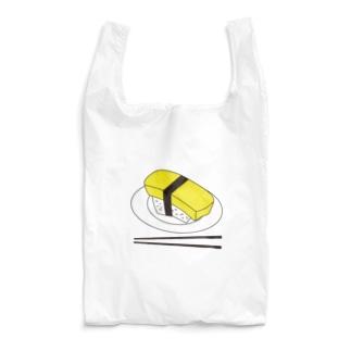 お寿司★ぎょく1皿! Reusable Bag