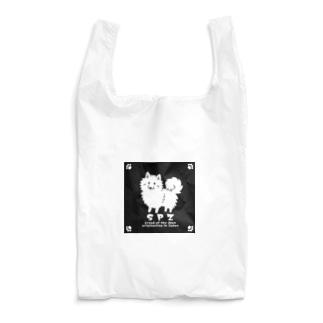 SPZ 日本スピッツロゴ Reusable Bag