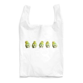 夏のおかゆ 集合 Reusable Bag