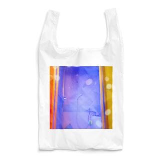 NEON LIGHT STARSのラムネソーダ Reusable Bag