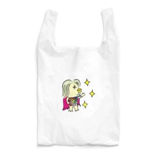 アマビエさん。 Reusable Bag