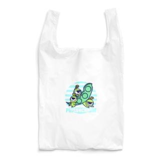ミツマメ三兄弟 Reusable Bag