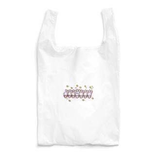 ウサヤギラインダンス Reusable Bag