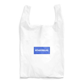 Königsblau. by mincora. Reusable Bag