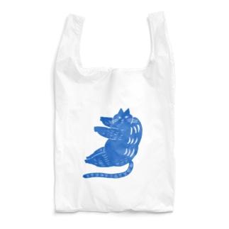 夏の猫 Reusable Bag