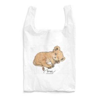 子ライオンくん Reusable Bag