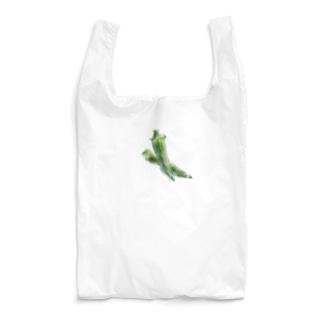 ベジタブルバッグ(オクラ) Reusable Bag
