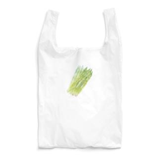 ベジタブルバッグ(アスパラガス) Reusable Bag