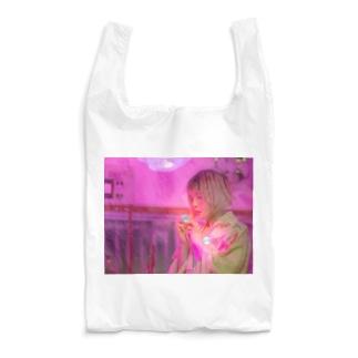 pink berry Lemuria Cinematic Reusable Bag