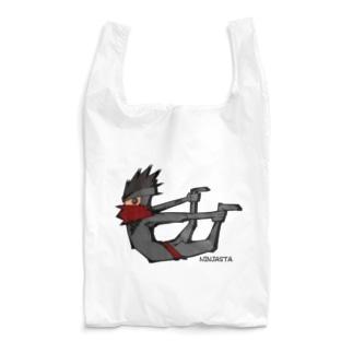 ニンジャスタ-反り体- Reusable Bag