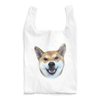 柴犬 かんたろう(実写) Reusable Bag