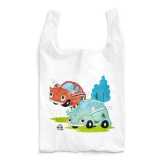 カブトムシカー Reusable Bag