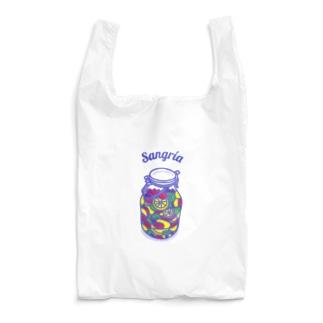 フルーツたっぷりサングリア Reusable Bag