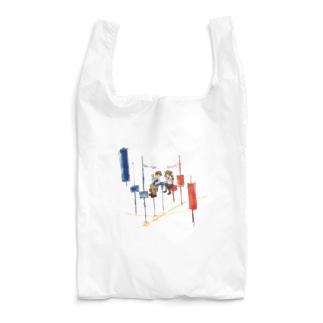 押し目カフェ Reusable Bag