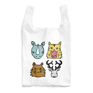 息子の好きな動物 Reusable Bag