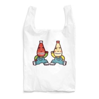 ケチャッピ&マヨッピ Reusable Bag