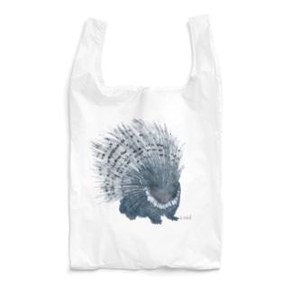 つかだ かおりのPorcupine  Reusable Bag