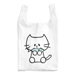 はらぺこにゃんこ Reusable Bag