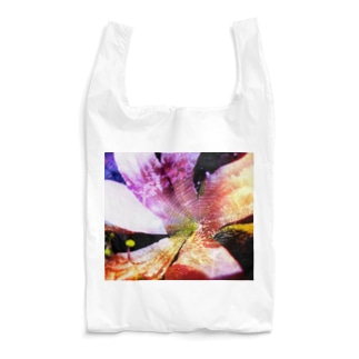 花と蜘蛛 Reusable Bag
