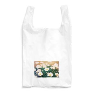 記憶の中のキク科のお花 Reusable Bag