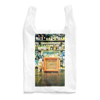 ミュージック&アルコール Reusable Bag