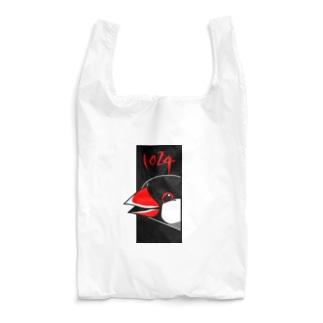 REDRUM BUNCHO BLACK Reusable Bag