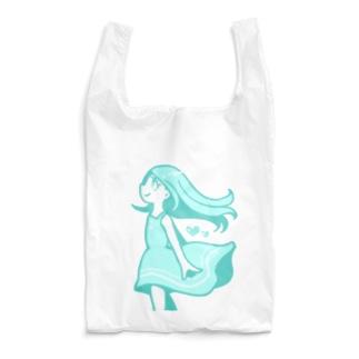 なつのひ、ラムネカラー Reusable Bag