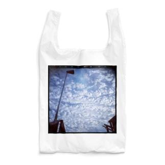 とある日の帰り道 青空 Reusable Bag
