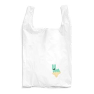 ゆるあしゆびうさぎ Reusable Bag