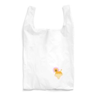 ゆるあしゆびらいおん(ぴんく) Reusable Bag
