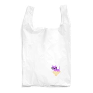 ゆるあしゆびねこ Reusable Bag