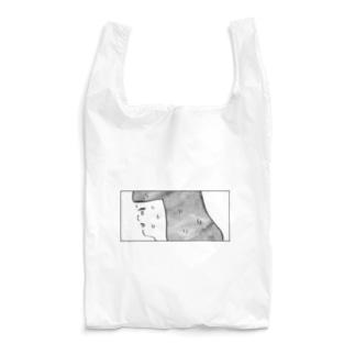 汗かきガール Reusable Bag