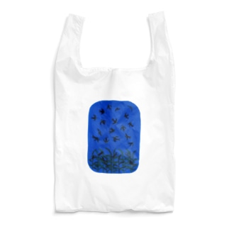 ツバメのねぐら入り Reusable Bag